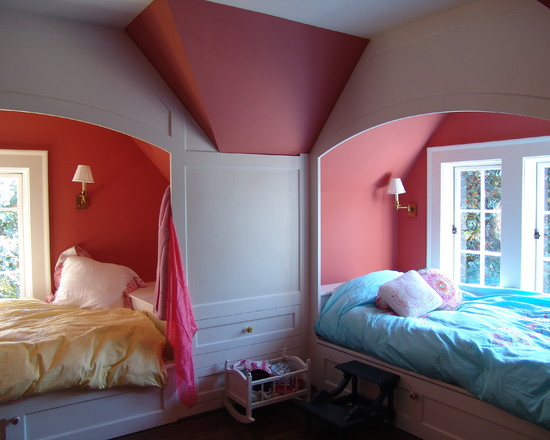 Druid Hills Renovation New Children S Bedroom In Attic (Atlanta)